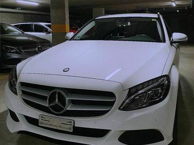 gebraucht Mercedes C220 C-Klasse Mercedes BenzBlueTEC Frisch MFK und Service