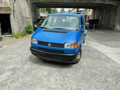 gebraucht VW T4 2.0