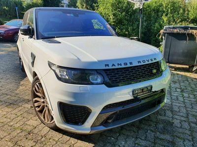 gebraucht Land Rover Range Rover Sport svr
