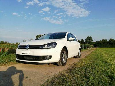 gebraucht VW Golf VI Golf VI 1.2 TSI BMT Team Edition - Weiss1.2 TSI BMT Team Edition - Weiss