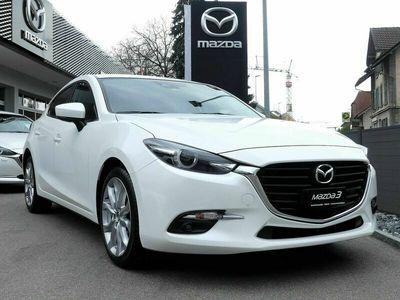 gebraucht Mazda 3 SKYACTIV-G 120 Ambition Plus Automat