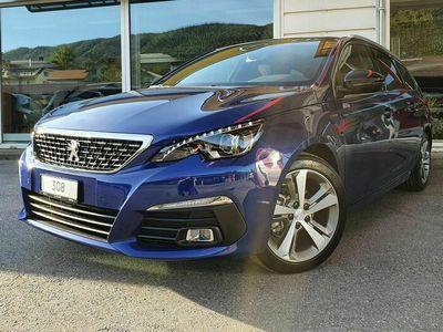 gebraucht Peugeot 308 SW 1.5 BlueHDI GT Line