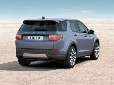 gebraucht Land Rover Discovery Sport 2.0 Si4 SE / MHEV