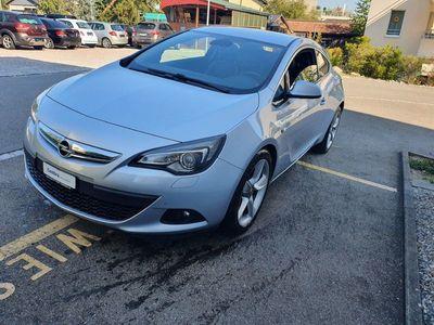 gebraucht Opel Astra GTC 2.0 CDTi Sport