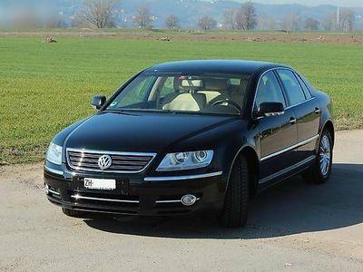 gebraucht VW Phaeton 3.0 TDi V6 4Motion Tiptronic (Limousine)
