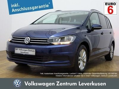 gebraucht VW Touran 2.0 TDI Comfortline 7 SITZE KLIMA SHZ