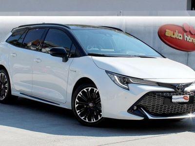 gebraucht Toyota Corolla Touring Sports 1.8 HSD GR-S Teilleder, HUD