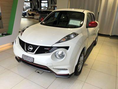 gebraucht Nissan Juke 1.6 DIG-T Nismo 4x4 Xtronic M-CVT
