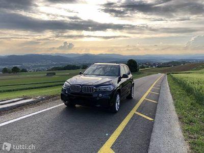 gebraucht BMW X5 40d M Paket, Vollausstattung, Garantie, Gratisservice