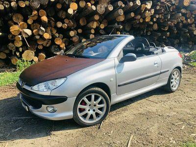 gebraucht Peugeot 206 CC / molto bella / estiva