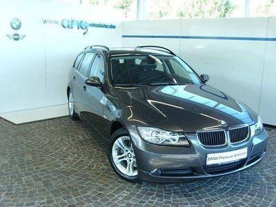 gebraucht BMW 318 d DPF Touring Klimaautom. Tempomat Sitzh. PDC