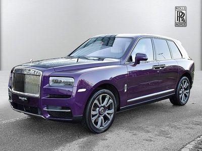 gebraucht Rolls Royce Cullinan Cullinan ROLLS-ROYCE