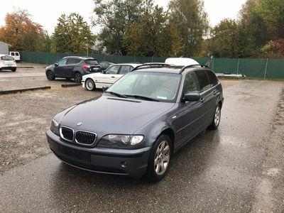 gebraucht BMW 325 3erE46 Touring