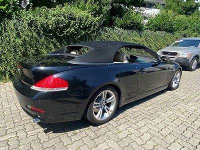 gebraucht BMW 645 Cabriolet
