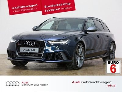 gebraucht Audi RS6 Avant 4.0 TFSI quattro performance Keramik