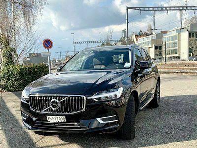 gebraucht Volvo XC60 D4 AWD Inscription Geartronic