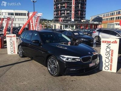gebraucht BMW 530 d xDrive Touring SportLine Steptroni