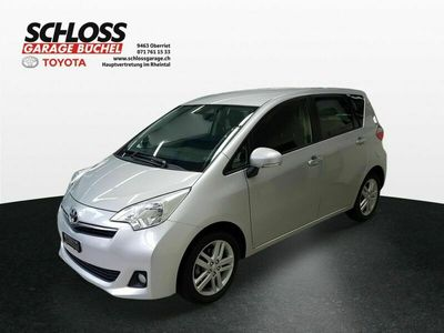 gebraucht Toyota Verso-S 1.33 Linea Sol