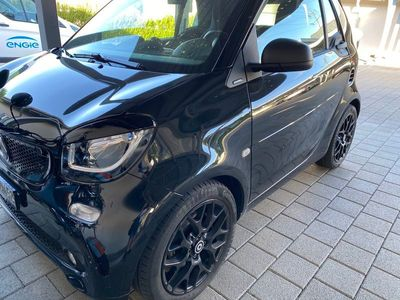 gebraucht Smart ForTwo Cabrio 0.9 120PS