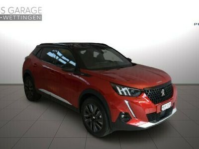 gebraucht Peugeot 2008 1.2 Pure Tech GTPack Rossigno