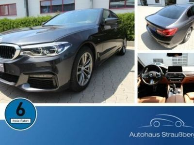 gebraucht BMW 530 i xDrive Lim. M Sport NP: 84.000€ ACC HUD LED