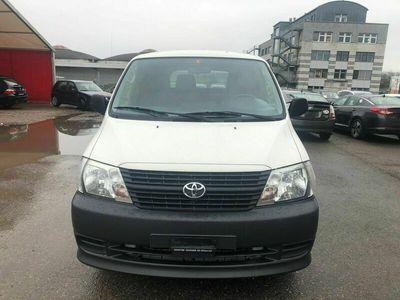 gebraucht Toyota HiAce D-4D Wagon LWB
