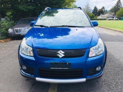 gebraucht Suzuki SX4 1.6 16V GL 4WD