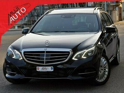 gebraucht Mercedes E350 BlueTEC Elégance 4Matic 7G-Tronic