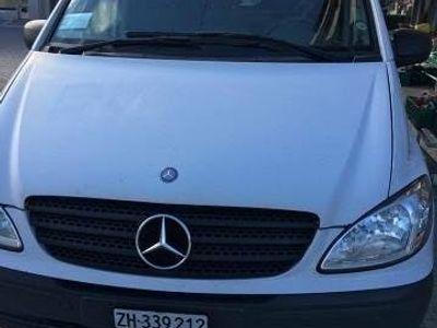 gebraucht Mercedes Vito 111 CDI / 2.2 / 116PS