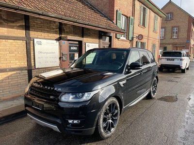 gebraucht Land Rover Range Rover Sport 3.0 TDV6 HSE Dynamic Automatic