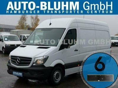 gebraucht Mercedes Sprinter 314 CDI-BLUETEC KASTEN MR + PDC KLIMA