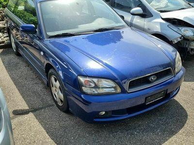 gebraucht Subaru Legacy 2.0 4wd