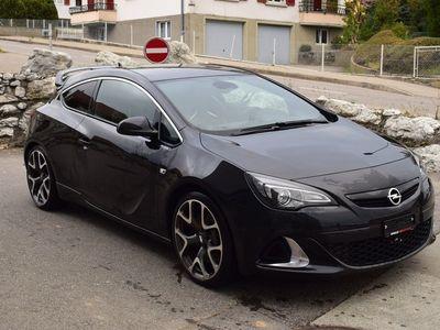 gebraucht Opel Astra GTC 2.0i 16V Turbo OPC