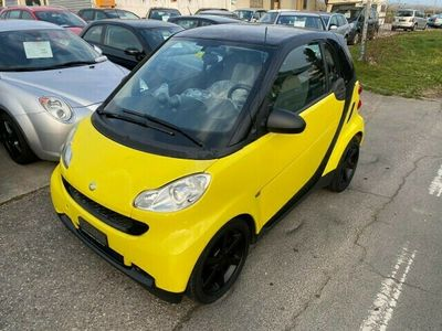 gebraucht Smart ForTwo Coupé Fortwo passion mhd softouchpassion mhd softouch