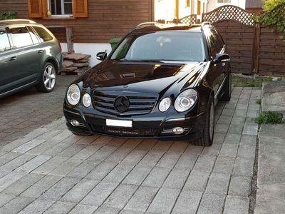 gebraucht Mercedes E280 E-Klasse Mercedes4Matic Benzin