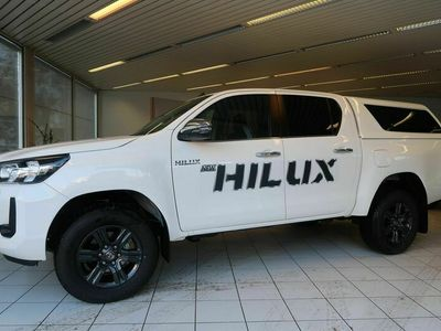 gebraucht Toyota HiLux 2.8D Style DC 4x4 A