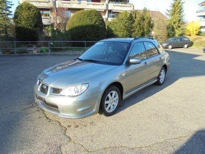 gebraucht Subaru Impreza 1.5R Swiss