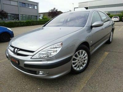 gebraucht Peugeot 607 3.0 24V Luxe