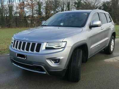 gebraucht Jeep Grand Cherokee 3.6 V6 Limited Automatic