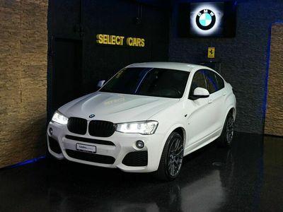 gebraucht BMW X4 xDrive 30d Steptronic M Sportpaket