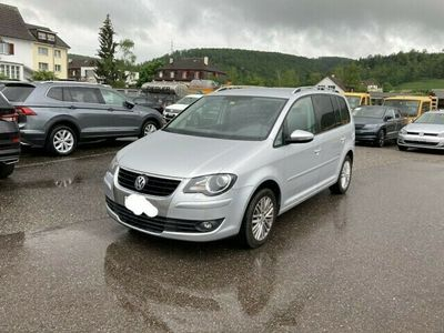 gebraucht VW Touran 1.4 TSI Conceptline DSG