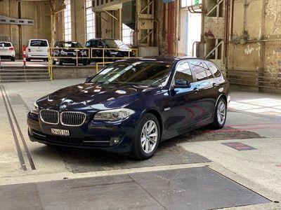 gebraucht BMW 530 5er d Touring XDrive ab Service & ab MFK