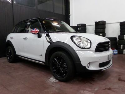 gebraucht Mini Cooper D Countryman ALL4 by Burton