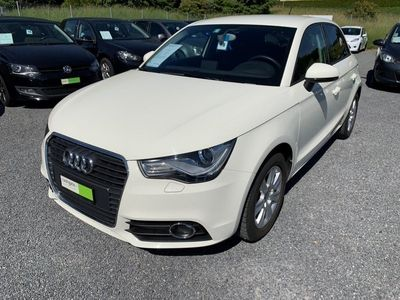 gebraucht Audi A1 Sportback 1.2 TFSI Attraction