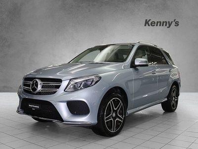 gebraucht Mercedes GLE400 GLE-KlasseAMG Line