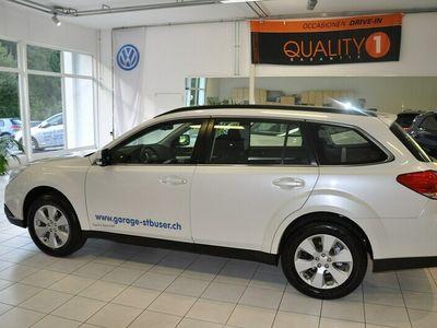 gebraucht Subaru Outback 2.5i Swiss Special AWD Lineartronic