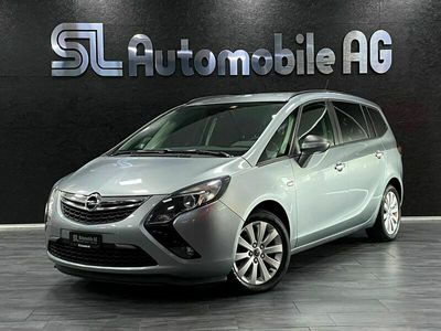 gebraucht Opel Zafira Tourer 1.4i 16V Turbo Enjoy Automatic