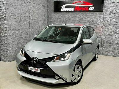 gebraucht Toyota Aygo 1.2 VVT-i x-pure
