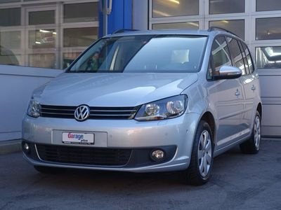 gebraucht VW Touran 1.4 TSI Comfortline DSG