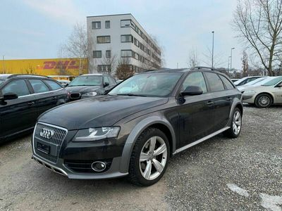 gebraucht Audi A4 Allroad A4 Allroad A4 Alloard 2.0 Frisch ab MFK A4 Alloard 2.0 Frisch ab MFK